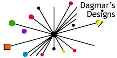 Dagmar's Designs Logo